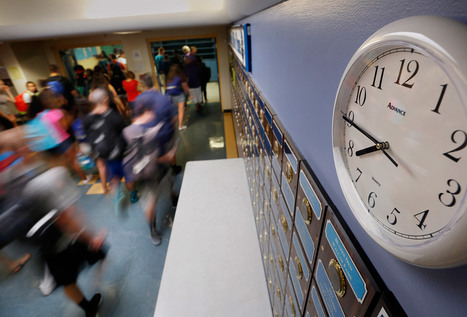 Later start times for southern Maine middle and high schools proposed | Beyond the Stacks | Scoop.it