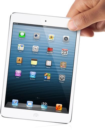iPad mini et iPad 4… Découvrez les nouveautés en terme d'utilisation professionnelle | Tablettes tactiles et usage professionnel | Scoop.it