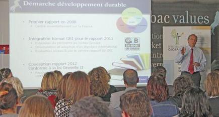 À Nice, le patronat encourage les PME à devenir « vertes » | Responsabilité sociale et environnementale | Scoop.it
