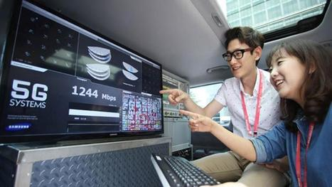 La Corée du Sud prépare déjà l'Internet à ultra haut débit - DirectMatin.fr | Corée | Scoop.it