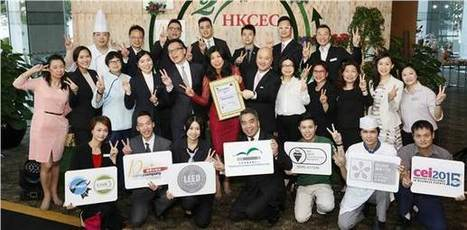 HKCEC leads in sustainability, implements ISO 20121, first in Hong Kong | ISO 20121 | Scoop.it