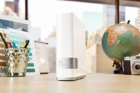 Western Digital presenta My Cloud, un disco duro de red para nuestra nube personal | Recull diari | Scoop.it