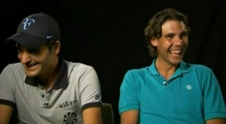 Federer vs Nadal : retour vers le (fu) dur | PK Tennis News | Scoop.it