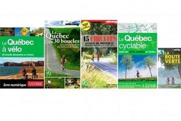 Vélo : des guides pour s'inspirer | Stéphanie Morin | Plein air | Choses à lire | Scoop.it