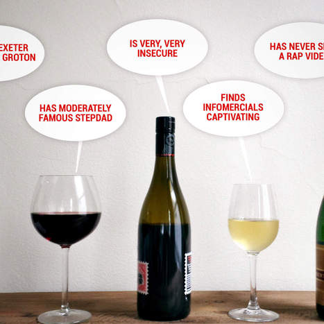 What your favorite wine says about you | Pensieri diVINI & Style... | Scoop.it