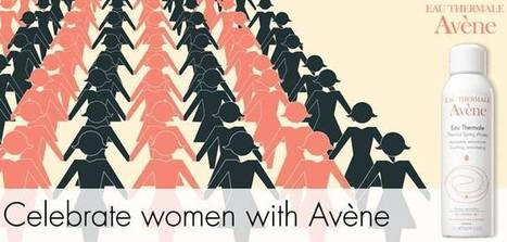 This month, Avène is celebrating the Elegance of Womanhood In INDIA ! | Eau Thermale Avène in INDIA | Scoop.it