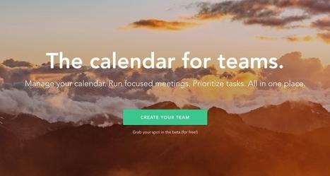 Sunsama. Un agenda pour le travail collaboratif - Les Outils Collaboratifs | Les outils du Web 2.0 | Scoop.it