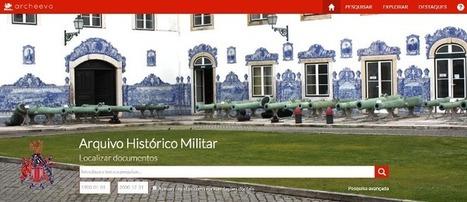 Memória do Exército português disponível na Internet | History 2[+or less 3].0 | Scoop.it