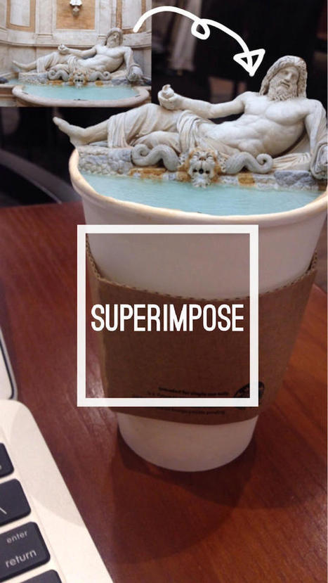 Layer Pic - Superimpose Images and Photos Juxtaposer with Cut Out Photo Tools (Photography) | Handy Online Tools for Schools | Scoop.it