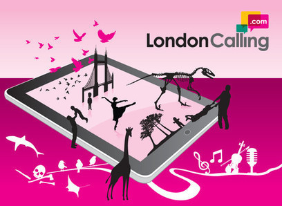 London Calling by [?] - Download London Calling in the iTunes App Store | augmented reality examples | Scoop.it