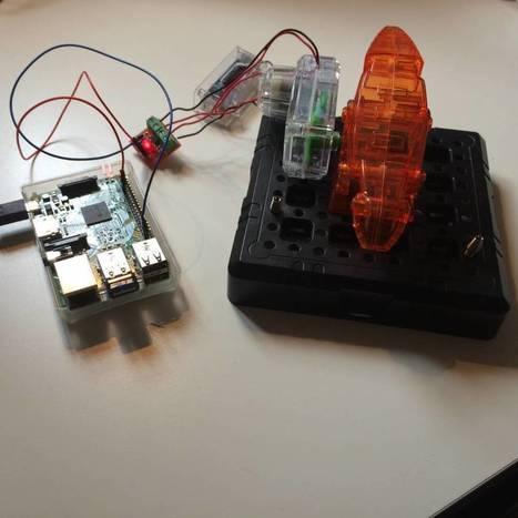 Raspberry Pi Model B+: My first PCB (Printed Ci... | element14 | Arduino, Netduino, Rasperry Pi! | Scoop.it