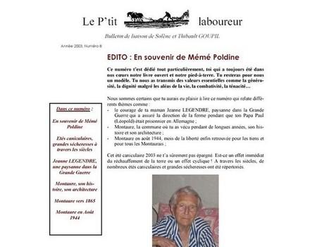 Réaliser un journal de famille - www.histoire-genealogie.com   Histoire Familiale   Scoop.it