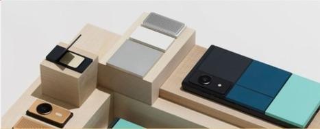 Projet Ara : le smartphone modulaire de Google arriverait en 2017 ? | Objets connectés - Internet des objets - Mobilité | Scoop.it