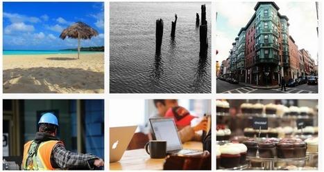 Bliblioteca de imágenes y videos gratuitos para proyectos digitales | Tic & Education | Scoop.it