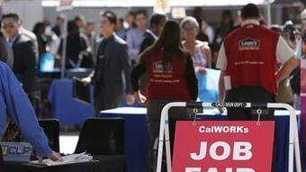 U.S. economy adds 204,000 jobs in October   Ms. Parada's Current Events   Scoop.it