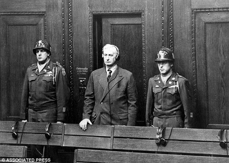 Owner of Sir Winston Churchill's last house defends her convicted Nazi relative - Daily Mail | World War II | Scoop.it