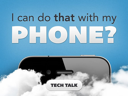 I Can Do That With My Phone? [slideshow] @donnyepp via @noteandpoint | PopcornPrez | Scoop.it