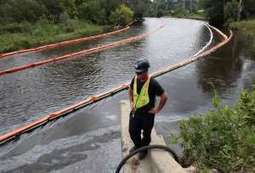 Enbridge to pay $61M penalty for 2010 Michigan oil spill | ScubaObsessed | Scoop.it