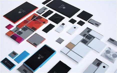 Google va présenter son smartphone modulable en avril   Design Thinking & Expérience Client   Scoop.it