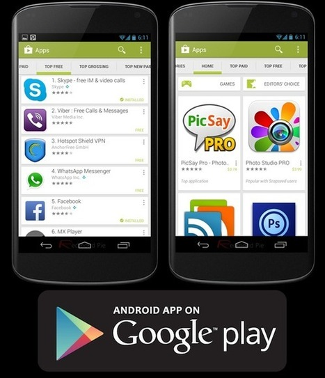 Google Play Store 5.0.32 APK - TechNil | Top 10 List | Scoop.it