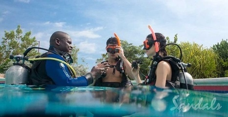 Sandals Resorts International makes a splash with scuba | St. Lucia ... | Hotel Management Software | Scoop.it