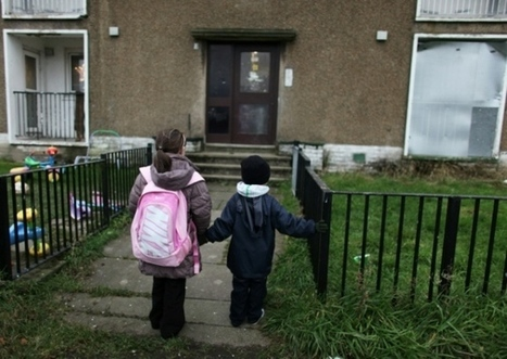 Child poverty: Austerity measures hit kids - Latest news - Scotsman.com | AUSTERITY & OPPRESSION SUPPORTERS  VS THE PROGRESSION Of The REST OF US | Scoop.it