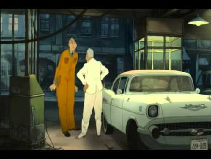 The Illusionist *** animated part 3 « Safegaard – Movie Theater | Machinimania | Scoop.it