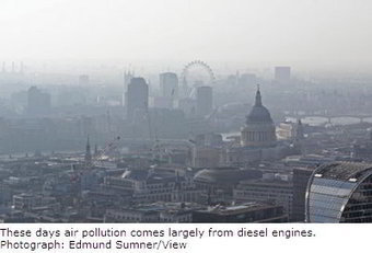 UK air pollution; why are we only now waking up to this public health ... | Pollution and Human Health | Scoop.it