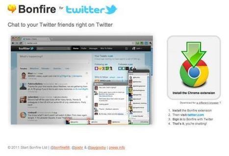 Ya habilitaste tu chat privado en Twitter? | jose luis | Scoop.it