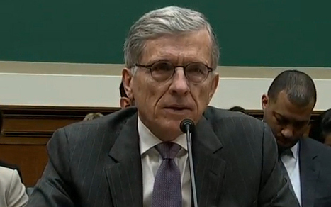 """FCC Chair: Net Neutrality Is """"Right Choice"""" Because Big ISPs Want """"Unfettered Power"""" 