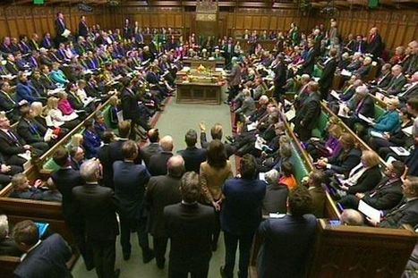 Tory MPs just voted for a £1billion tax credits cut with no debate | Birding Beyond Boundaries | Scoop.it