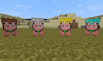 Minecraft 1.5.2 - Pig Companion Mod ~ News Minecraft Mod | Minecraft Download free | Scoop.it