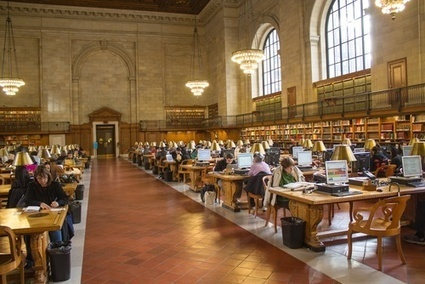 Why Libraries Should Be the Next Great Start-Up Incubators | The Future Librarian | Scoop.it