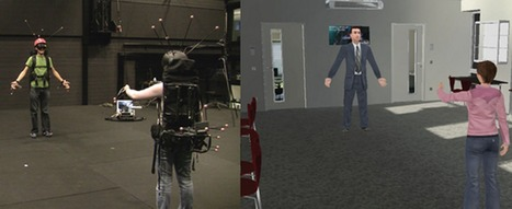 How to communicate better in virtual worlds | KurzweilAI | Virtual University: Education in Virtual Worlds | Scoop.it