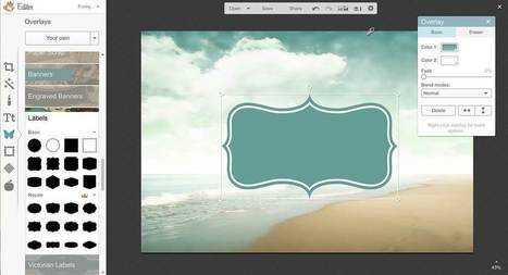 Using Your Own Graphics and Fonts in PicMonkey | PicMonkey | VisualContent | Scoop.it