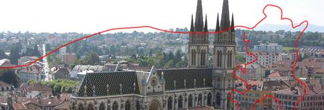 Restructuration urbaine des quatre principaux quartiers d'habitat social du territoire   En Mode Voiron   Scoop.it