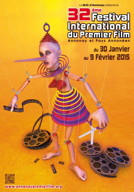 30 janvier - 9 février 2015  ::  32e Festival International du Premier Film (Annonay) | toi émoi | Scoop.it