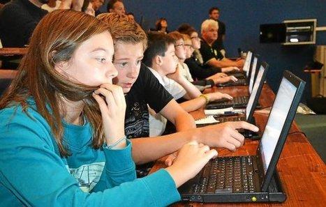 Dyslexie.  L'ordinateur, la solution ? | Pédagogie-s | Scoop.it