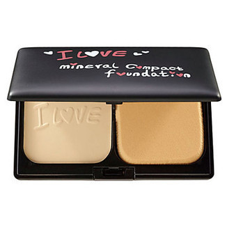 (I LOVE) Mineral Compact Foundation - makeupsuperdeal.com   Face Makeup   Scoop.it