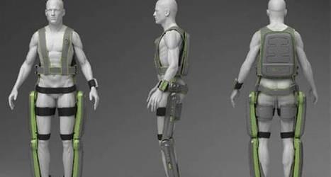 Veste robótica está 'pronta para a Copa' | Linguagem Virtual | Scoop.it