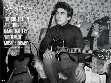 Fender – iPad 2 and The Guitar Collection George Harrison App Giveaway | Around the Music world | Scoop.it