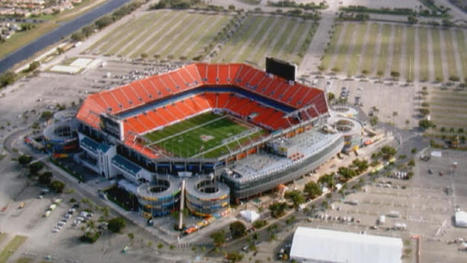 """Heightened Security at Sun Life Stadium for Orange Bowl: Police, K-9s keeping Orange Bowl attendees... """"safe"""" (VIDEO) 