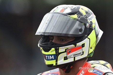 Iannone could race at Misano despite fracture | Ductalk Ducati News | Scoop.it