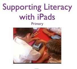 Learning and Teaching with iPads: Supporting literacy with iPads in Primary | iPads in Education | Scoop.it