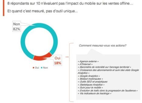 Les entreprises n'évaluent pas l'impact du mobile sur les ventes offline | Développement commercial pour Créateurs et Patrons de Petites Entreprises | Scoop.it