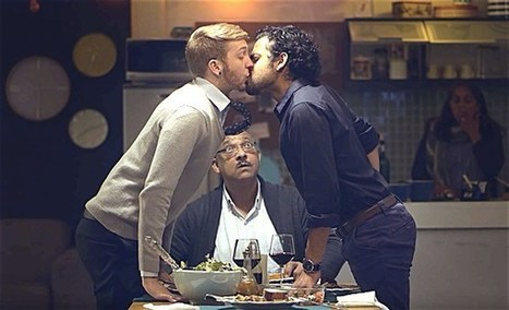 South Africa's First Commercial with a Gay Kiss Has Homophobes Hot and Bothered: VIDEO | LGBT Online Media, Marketing and Advertising | Scoop.it