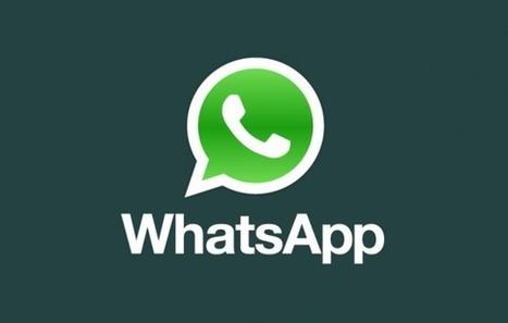 WhatsApp dépasse les 700 millions d'utilisateurs | Listen to web | Scoop.it