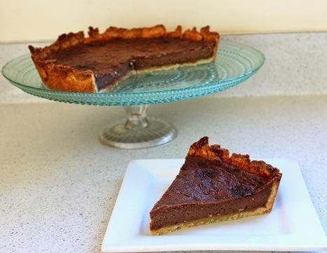 PicNic: Chocolate Orange Tart | Recipes | Scoop.it