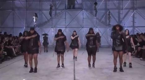 Avec ses danseuses noires, Rick Owens dit «fuck you» à l'industrie de la mode | Slate | Trends | Scoop.it
