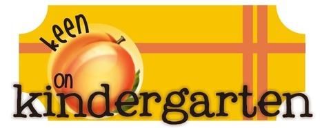 Keen On Kindergarten: Center Time! | english for little kids | Scoop.it